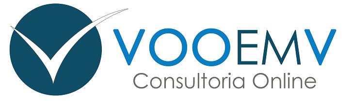 Logo_ Voo em V